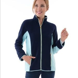 Sail to Sable Quilted Jacket NWT size XS